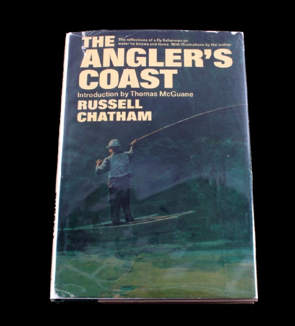 Russell Chatham Signed Book Collection - 4