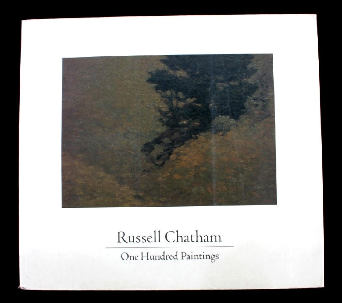 Russell Chatham Signed Book Collection - 6