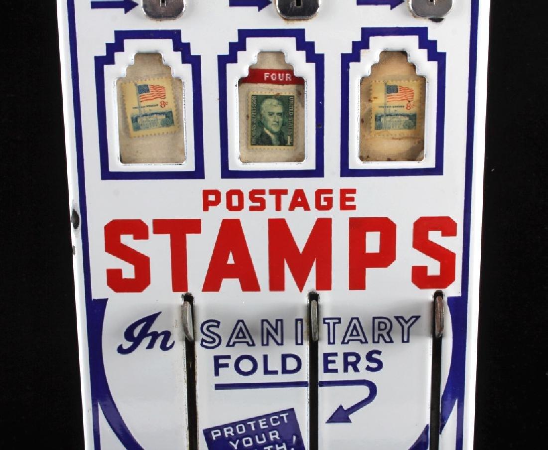 Shipman Coin-Op Postage Stamp Machine - 5