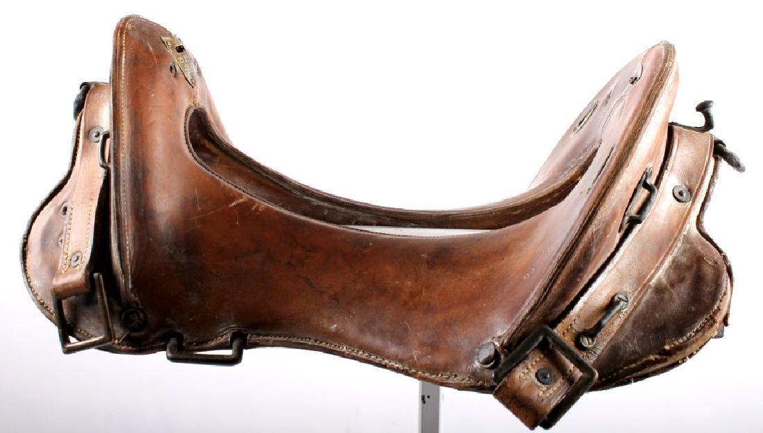 McClellan Military Saddle c. 1880-1920 - 2