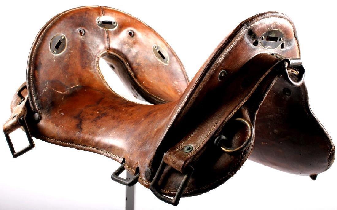 McClellan Military Saddle c. 1880-1920 - 3