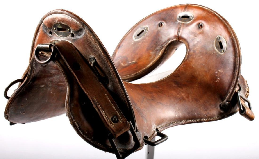 McClellan Military Saddle c. 1880-1920 - 4