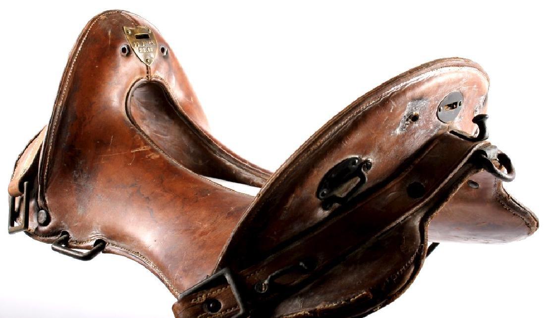 McClellan Military Saddle c. 1880-1920 - 6