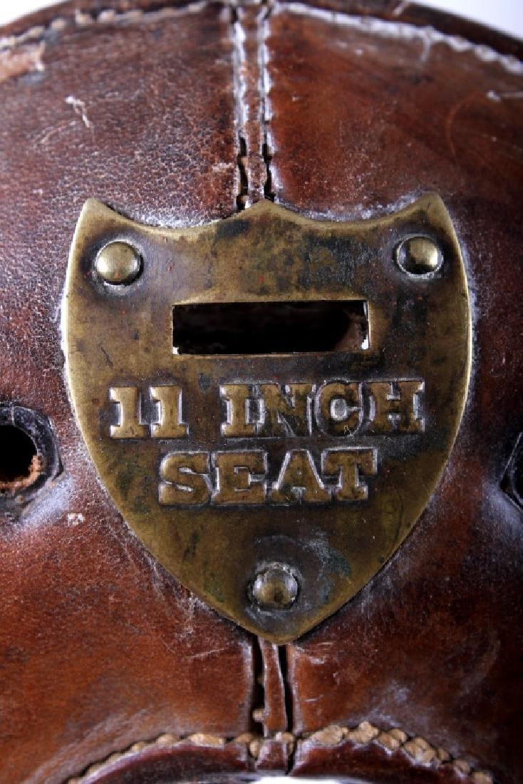 McClellan Military Saddle c. 1880-1920 - 7