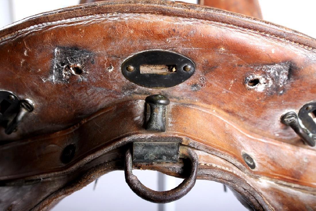 McClellan Military Saddle c. 1880-1920 - 8