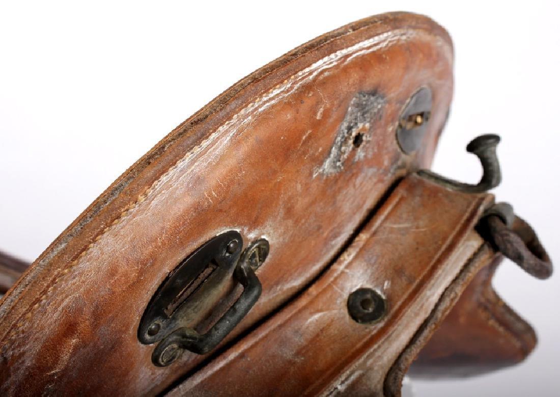 McClellan Military Saddle c. 1880-1920 - 9
