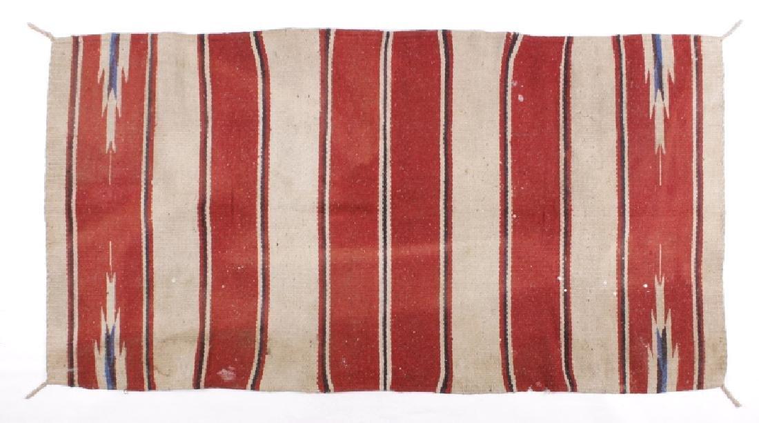 Navajo Chinle Style Wool Rug - 2