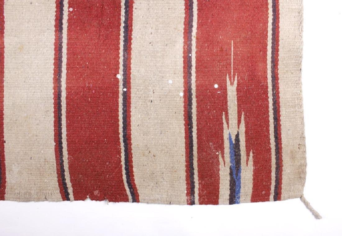 Navajo Chinle Style Wool Rug - 3