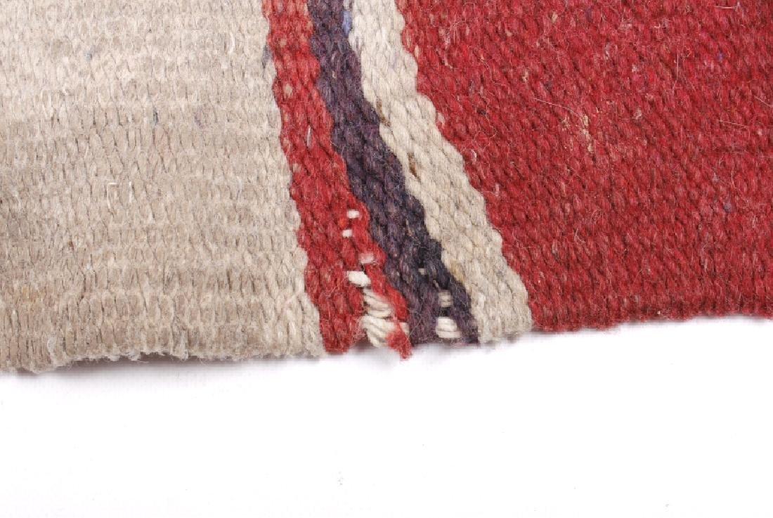 Navajo Chinle Style Wool Rug - 6