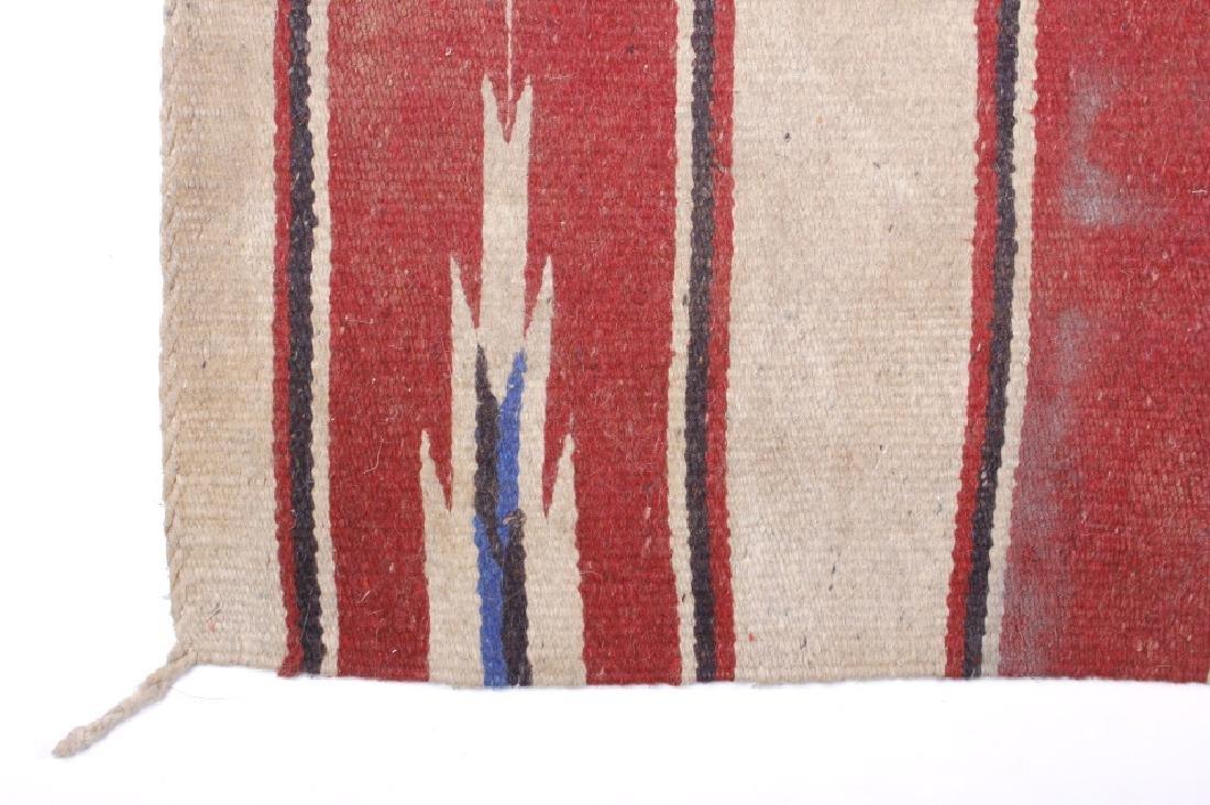 Navajo Chinle Style Wool Rug - 7