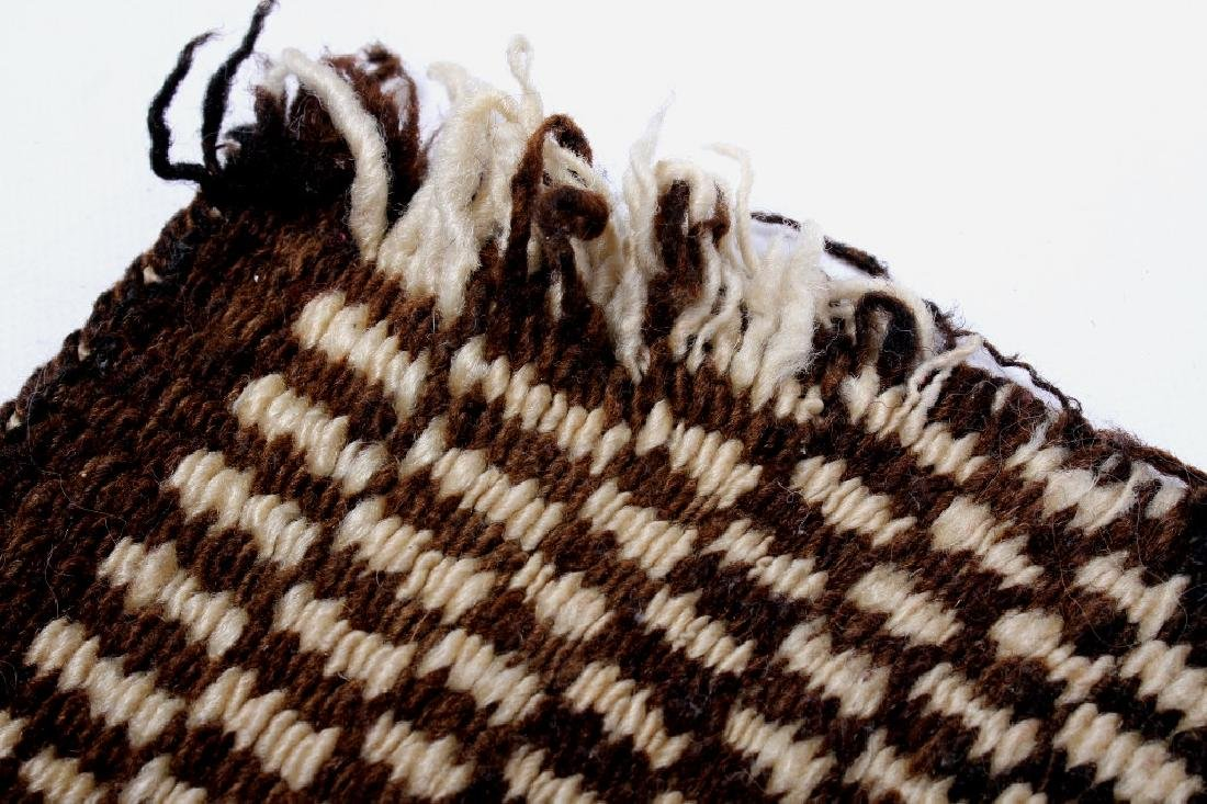 Eye Dazzler Navajo Rug - 13
