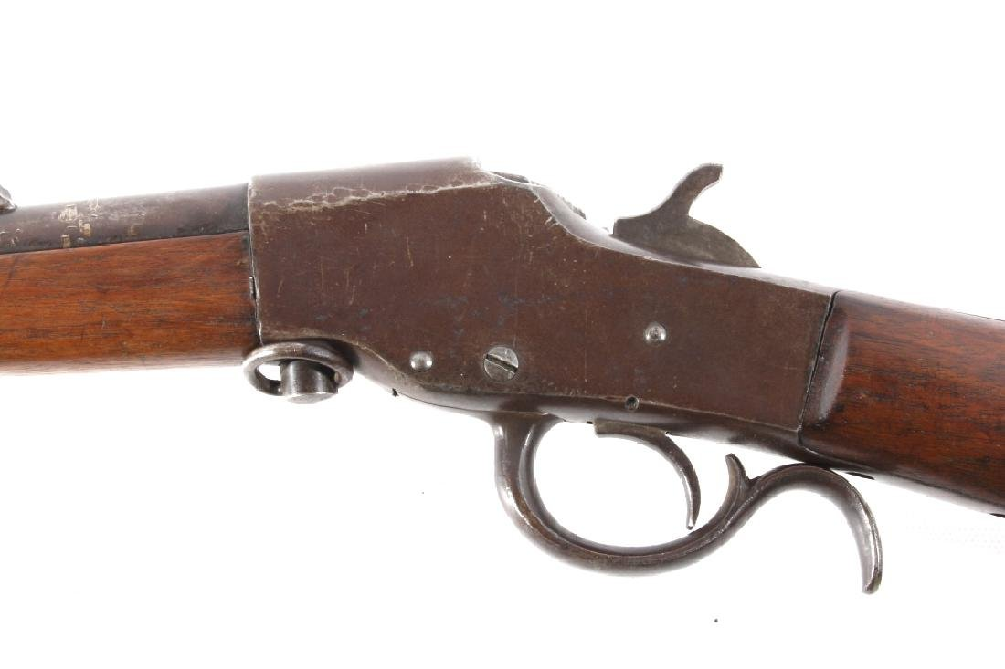 Hopkins & Allen .32 RF Falling Block Rifle - 10