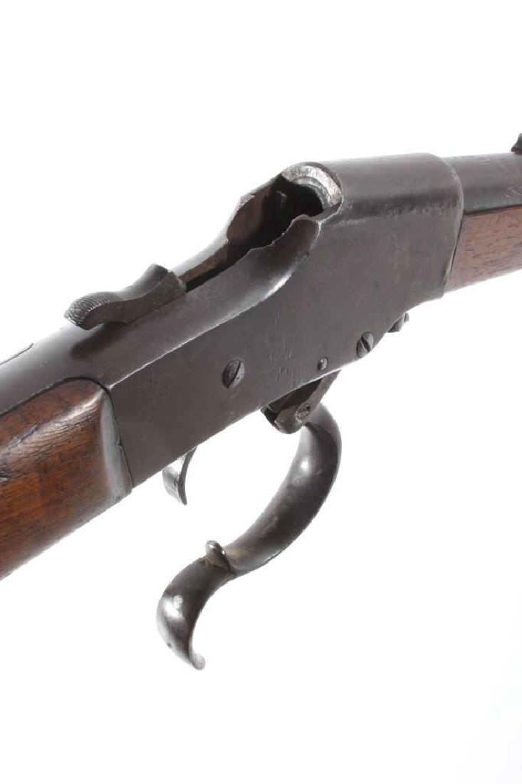 Hopkins & Allen .32 RF Falling Block Rifle - 12