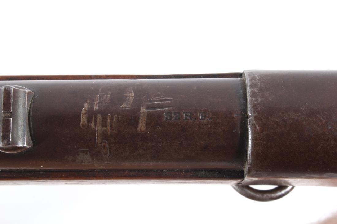Hopkins & Allen .32 RF Falling Block Rifle - 14