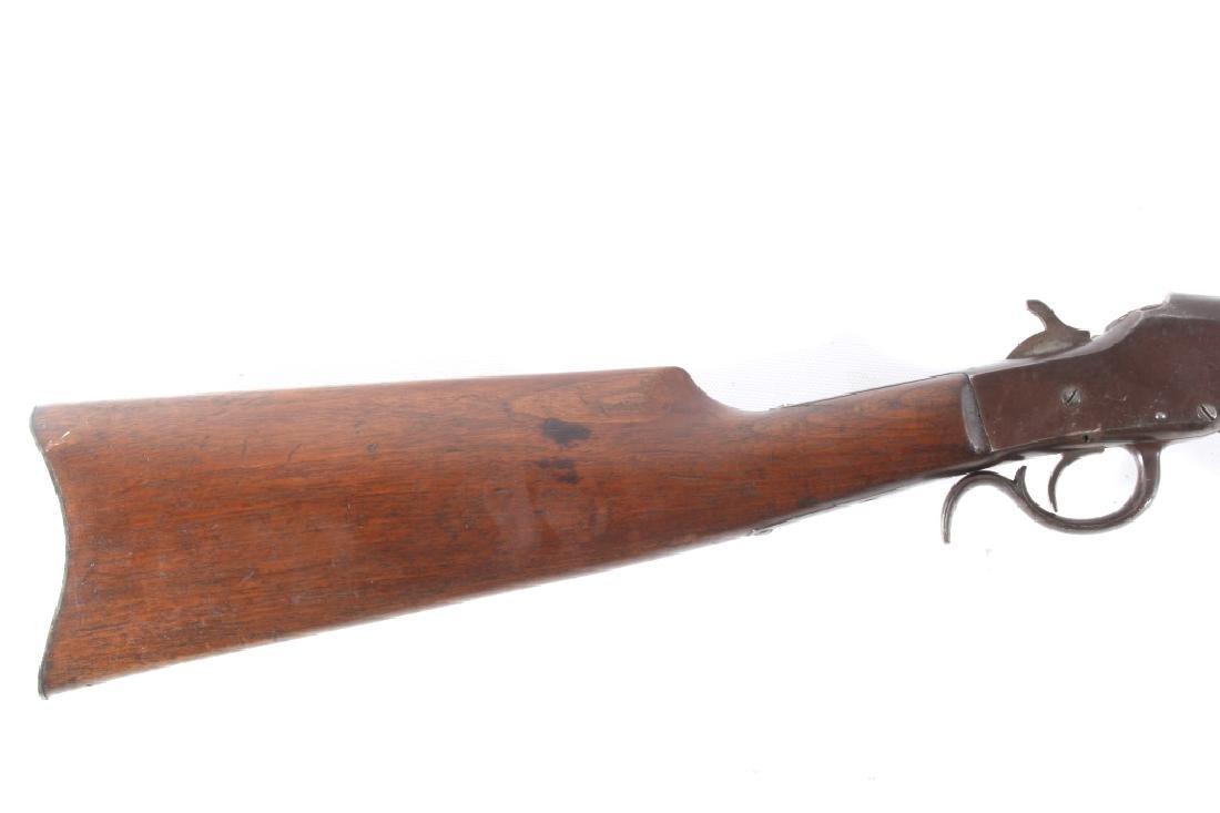 Hopkins & Allen .32 RF Falling Block Rifle - 2