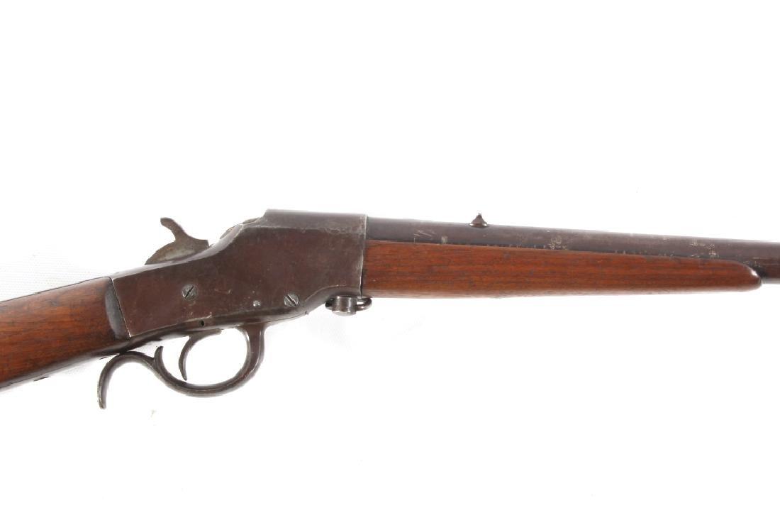 Hopkins & Allen .32 RF Falling Block Rifle - 3