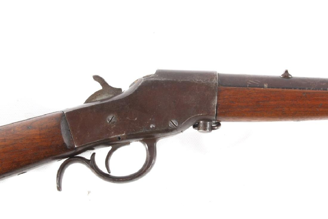 Hopkins & Allen .32 RF Falling Block Rifle - 5