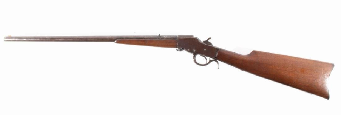 Hopkins & Allen .32 RF Falling Block Rifle - 6