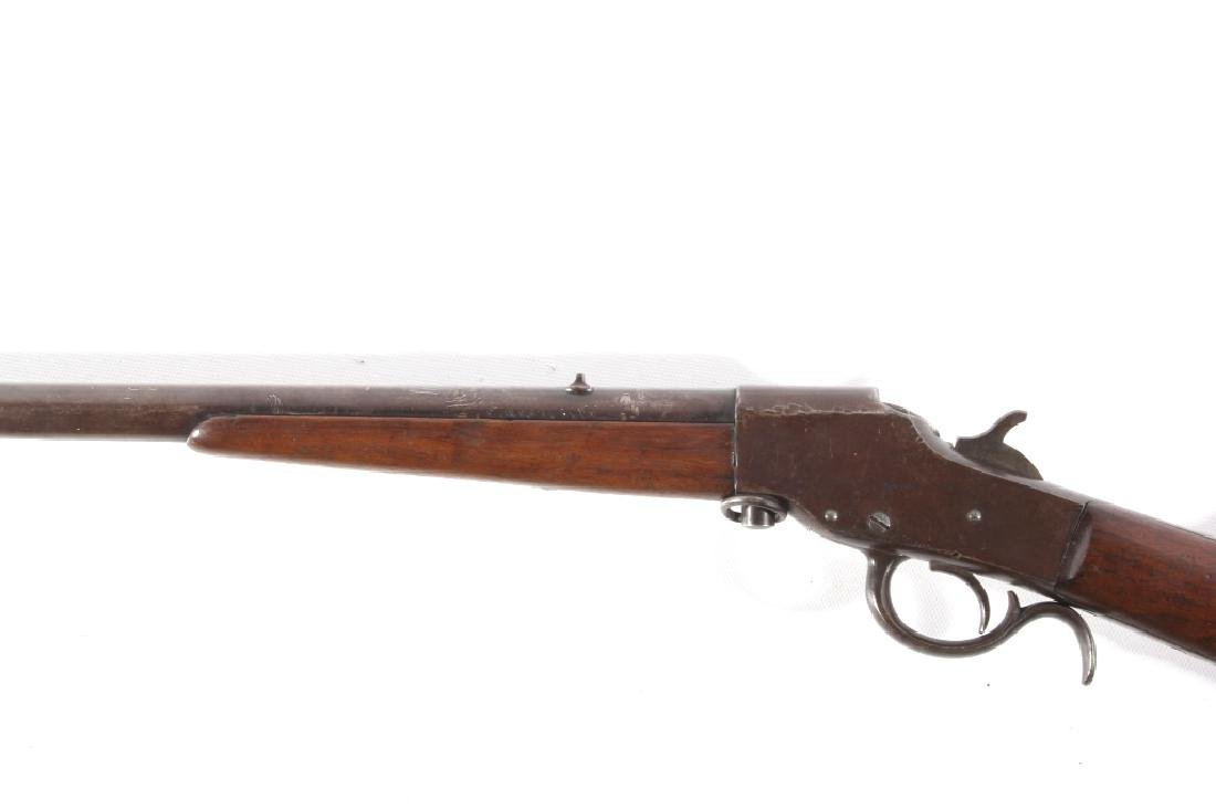 Hopkins & Allen .32 RF Falling Block Rifle - 8