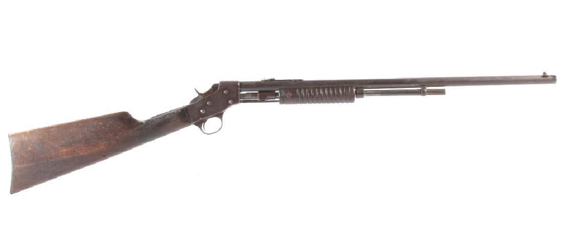Stevens Visible Loader .22 LR Slide Action Rifle