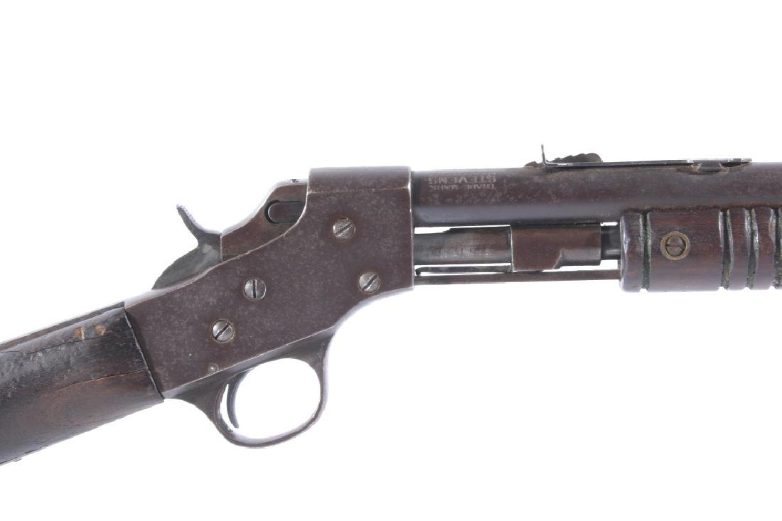 Stevens Visible Loader .22 LR Slide Action Rifle - 5