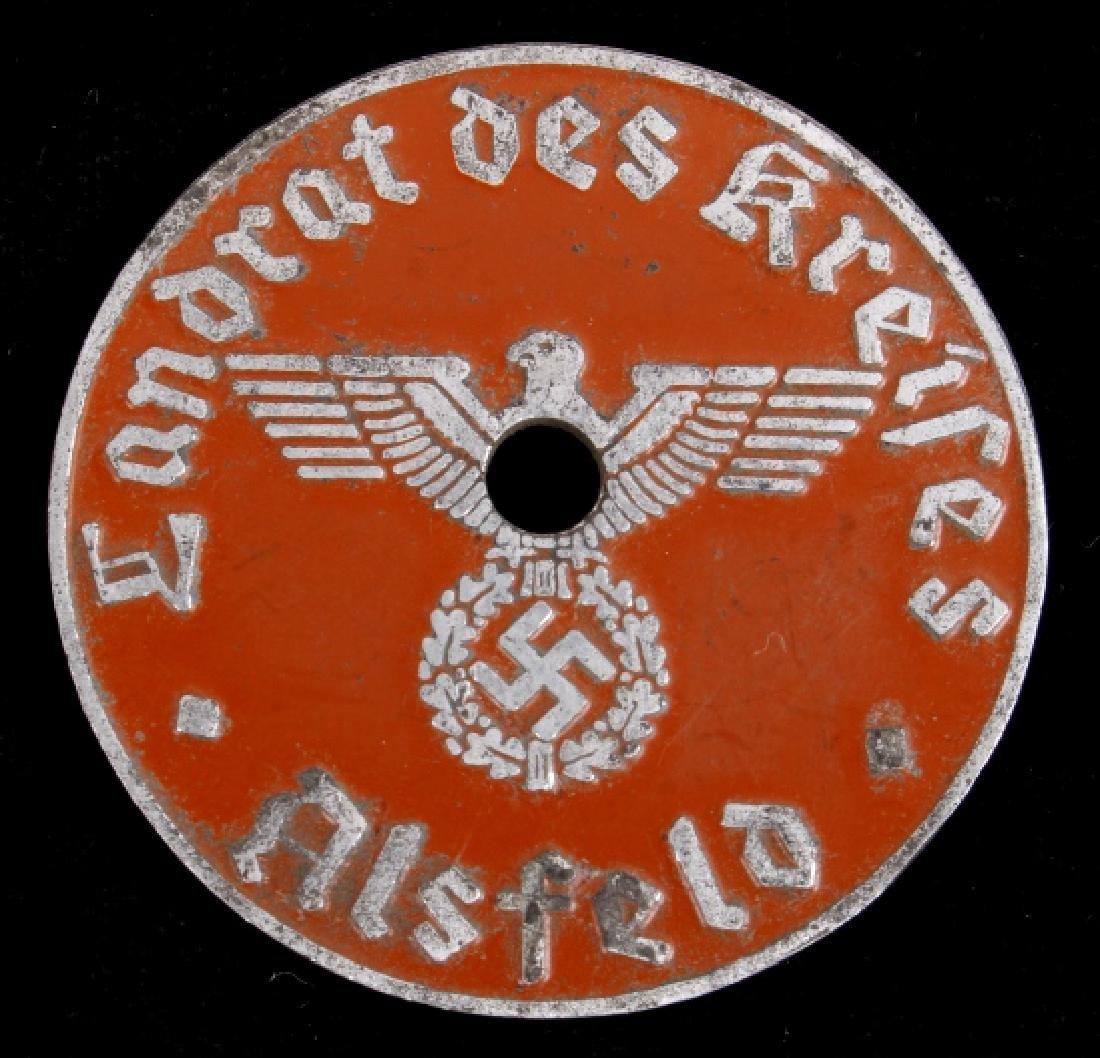 Original WW2 Era Nazi Party Pin Collection - 2