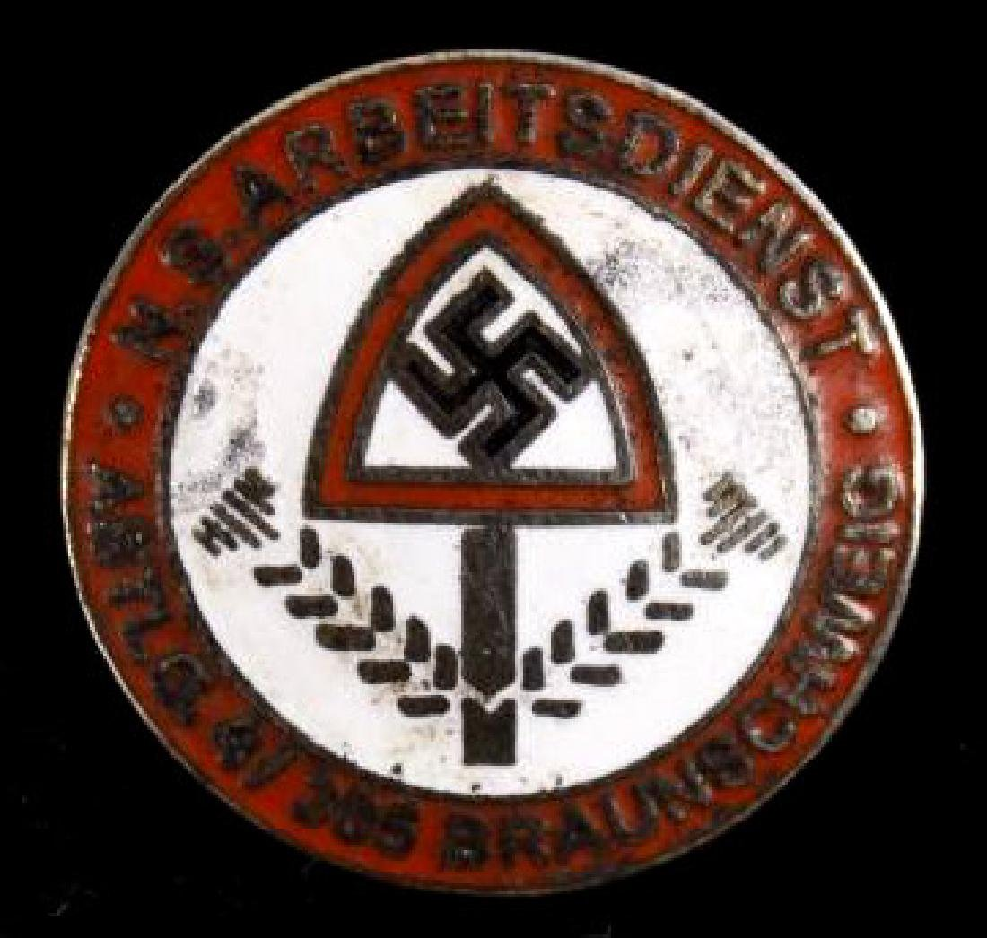 Original WW2 Era Nazi Party Pin Collection - 6