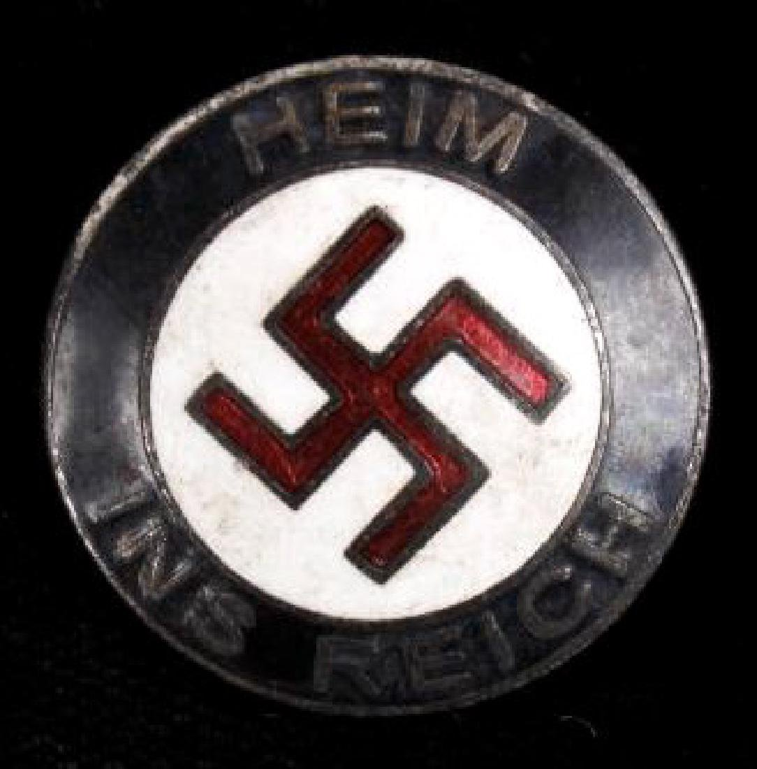 Original WW2 Era Nazi Party Pin Collection - 7