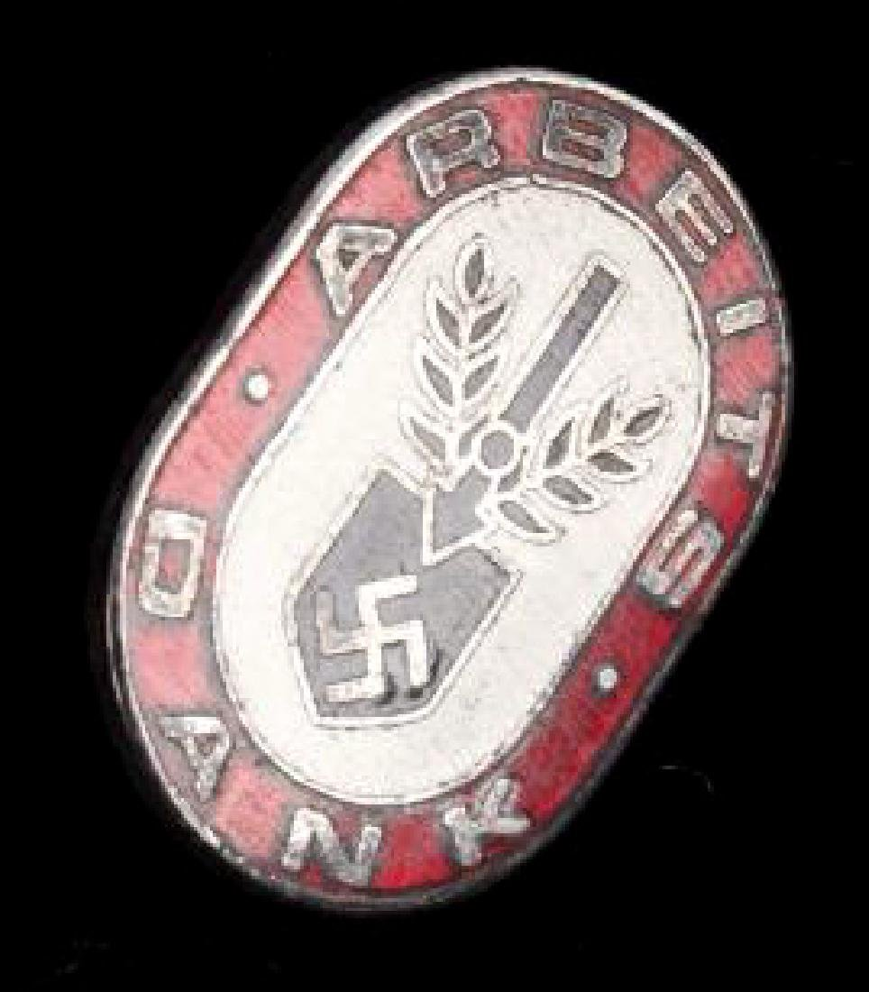 Original WW2 Era Nazi Party Pin Collection - 8
