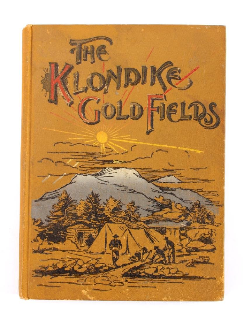 Alaska and the Gold Fields Salesman Sample 1897