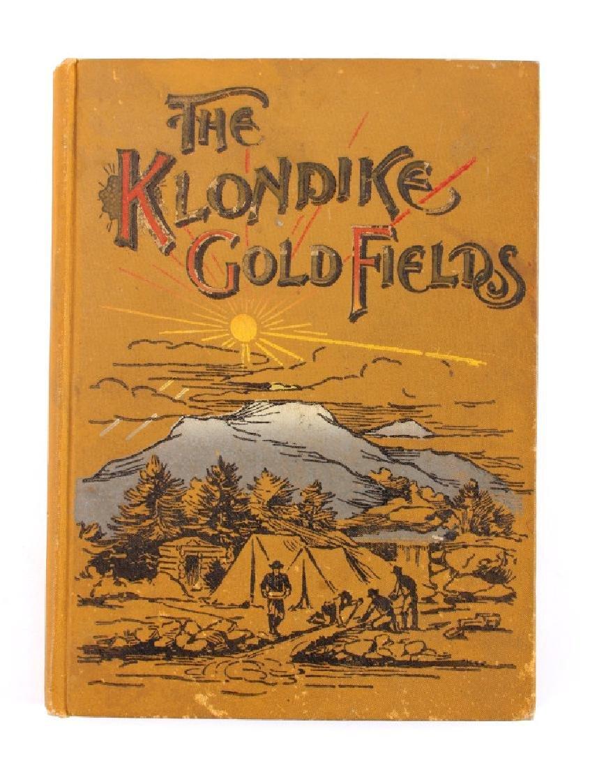 Alaska and the Gold Fields Salesman Sample 1897