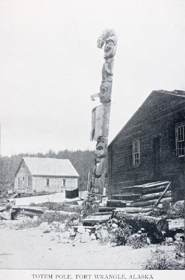 Alaska and the Gold Fields Salesman Sample 1897 - 5