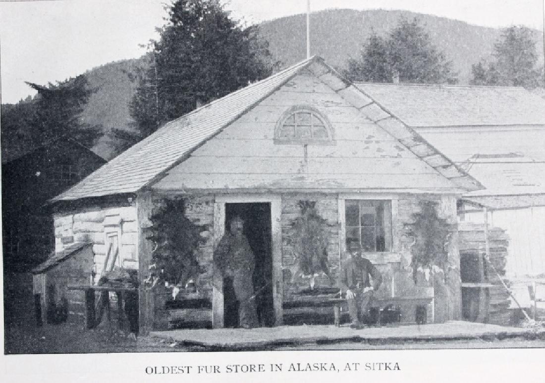 Alaska and the Gold Fields Salesman Sample 1897 - 7