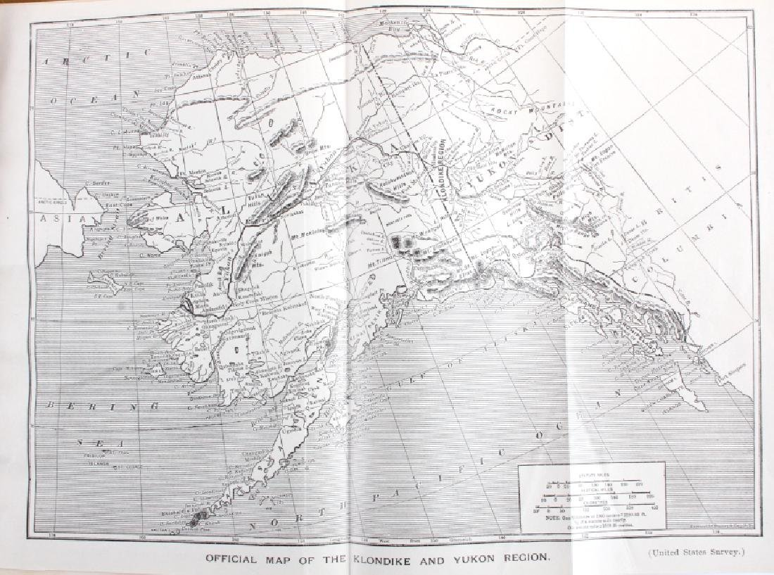 Alaska and the Gold Fields Salesman Sample 1897 - 8