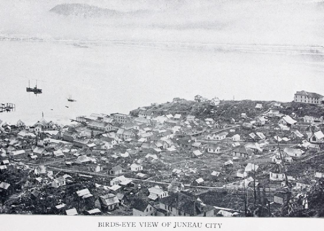 Alaska and the Gold Fields Salesman Sample 1897 - 9