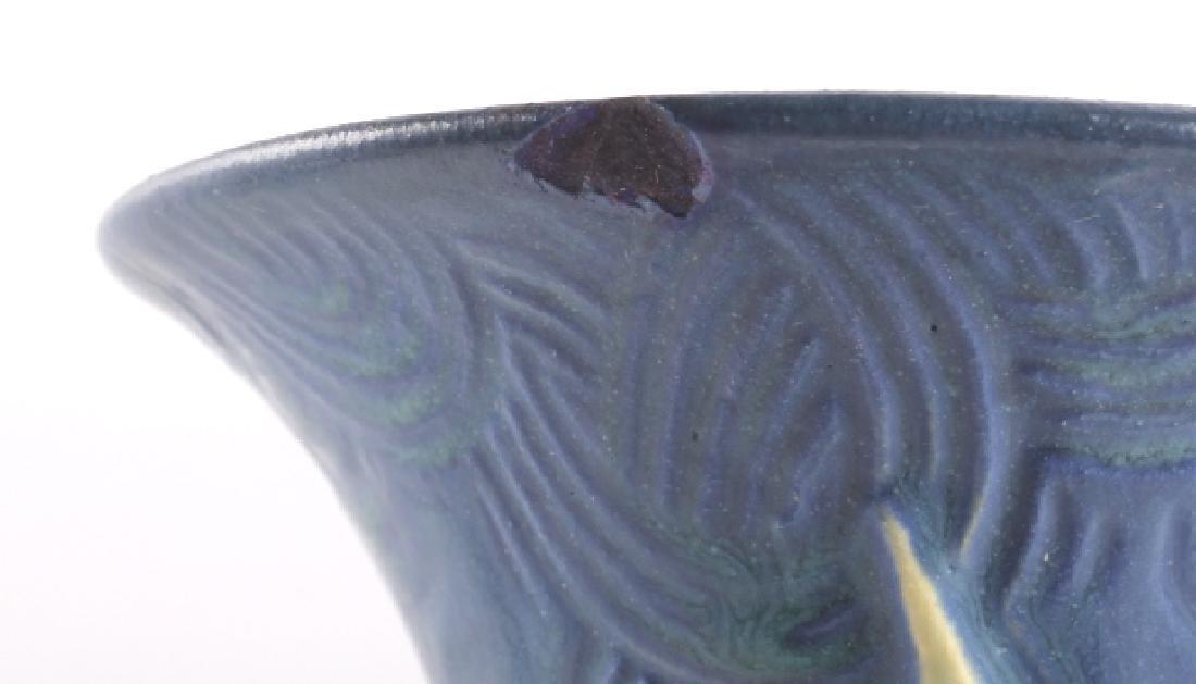 Roseville Zephyr Lily & Freesia Pattern Vases (2) - 3