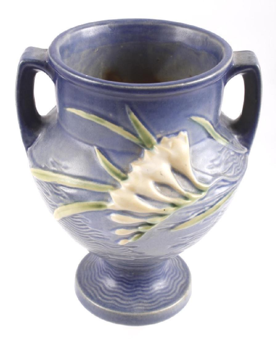 Roseville Zephyr Lily & Freesia Pattern Vases (2) - 6