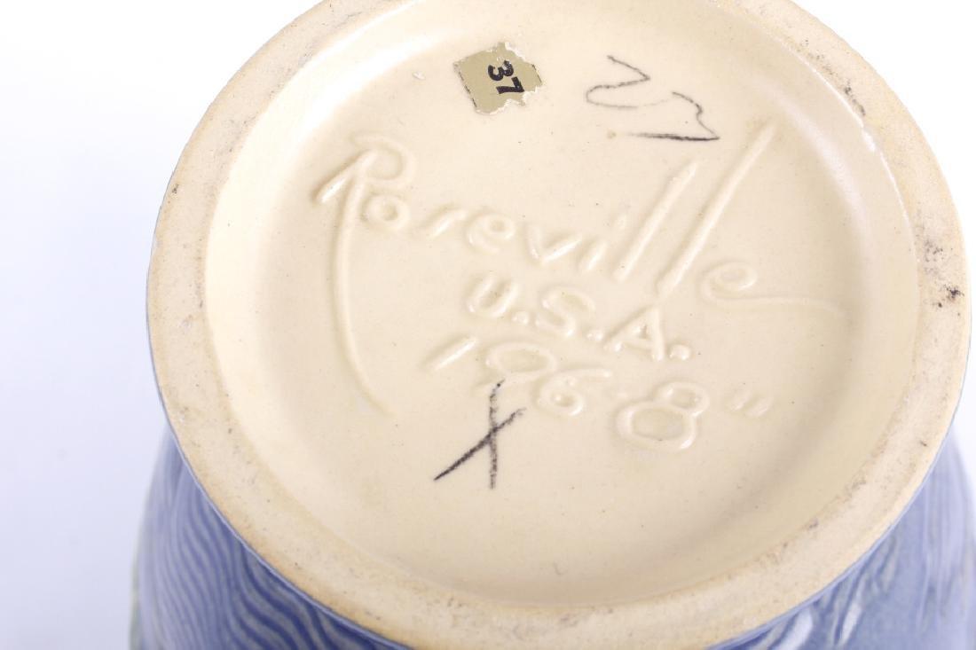 Roseville Zephyr Lily & Freesia Pattern Vases (2) - 8