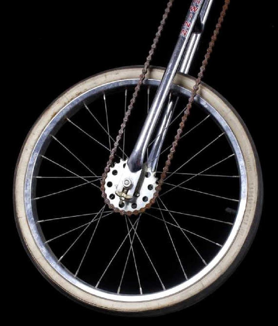 Schwinn Giraffe Chrome Plated Unicycle - 2