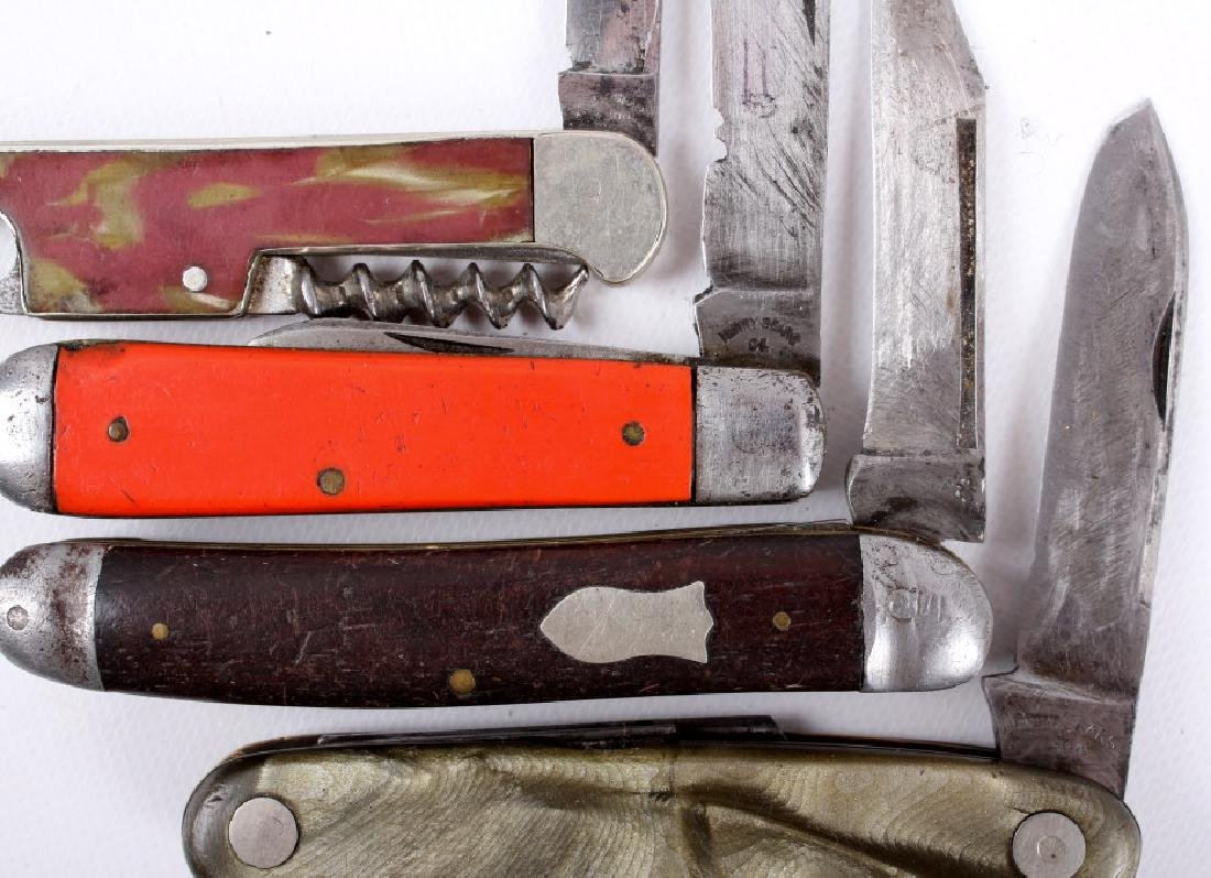 57 Piece Pocket Knife Collection - 10
