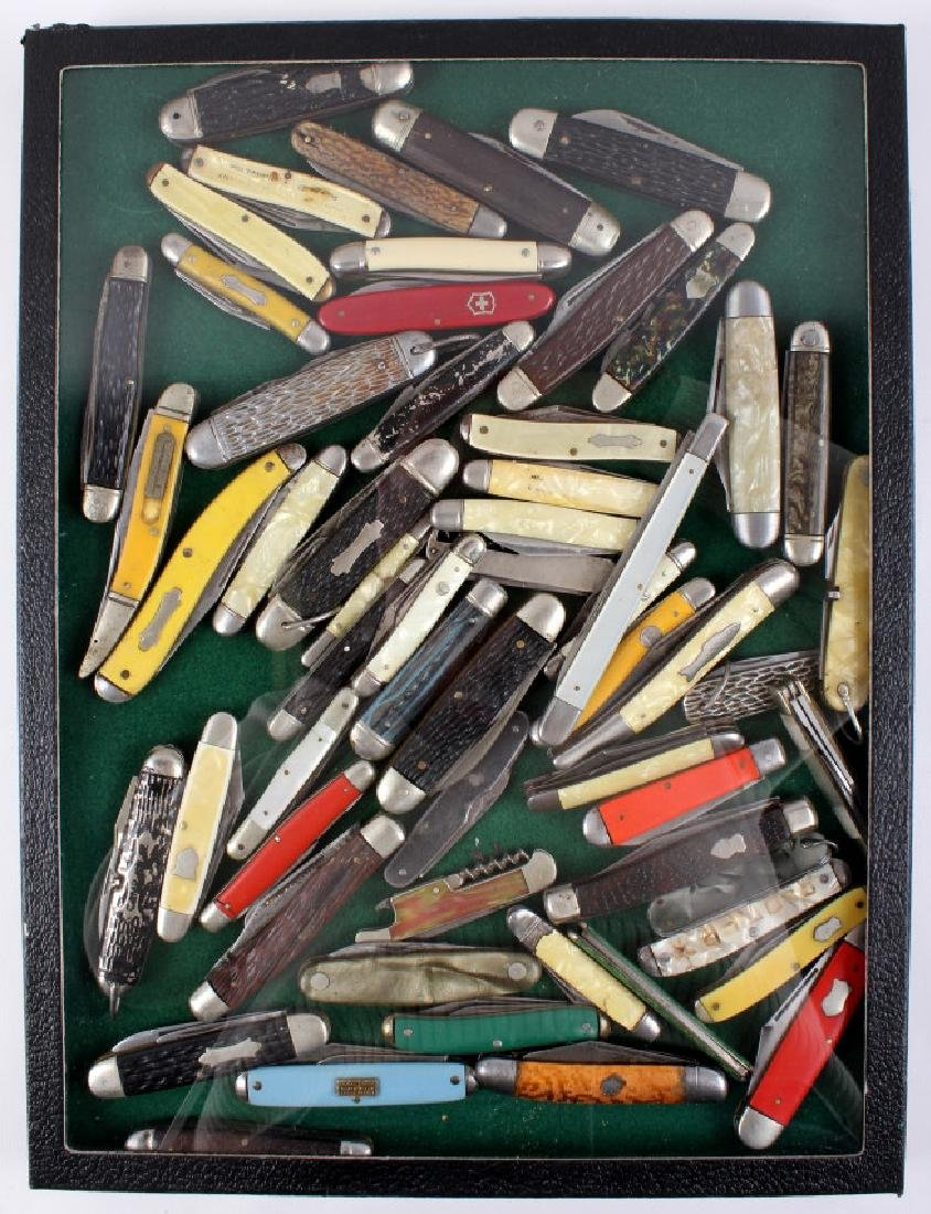 57 Piece Pocket Knife Collection - 19