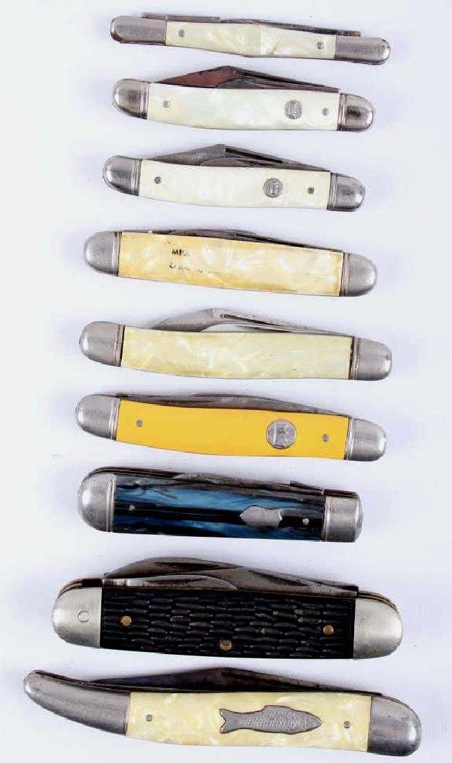 57 Piece Pocket Knife Collection - 7