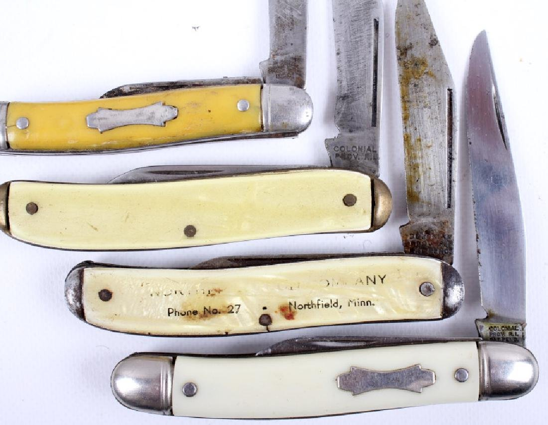 57 Piece Pocket Knife Collection - 9
