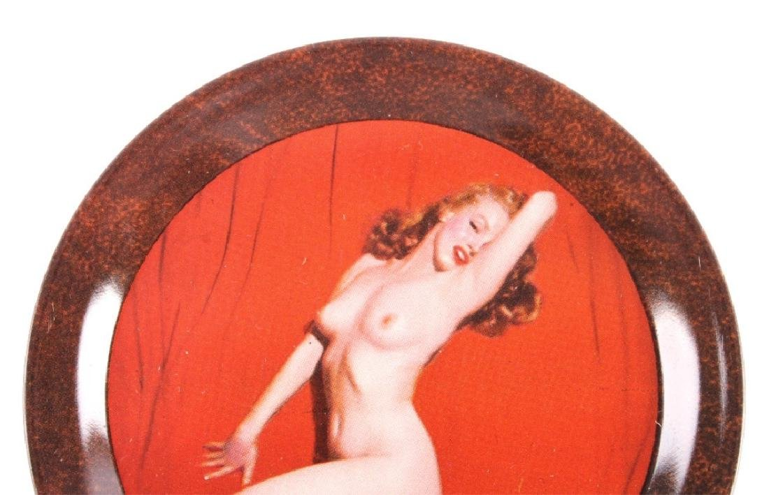 1950's Marilyn Monroe Nude Tip Tray Collection - 3