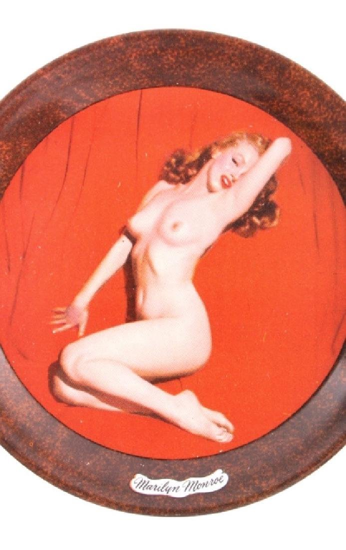 1950's Marilyn Monroe Nude Tip Tray Collection - 5
