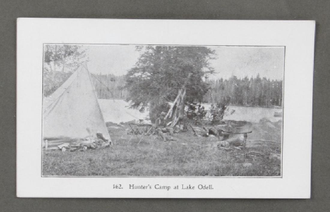 Early Real Photo Montana Gold Mining Post Cards - 7