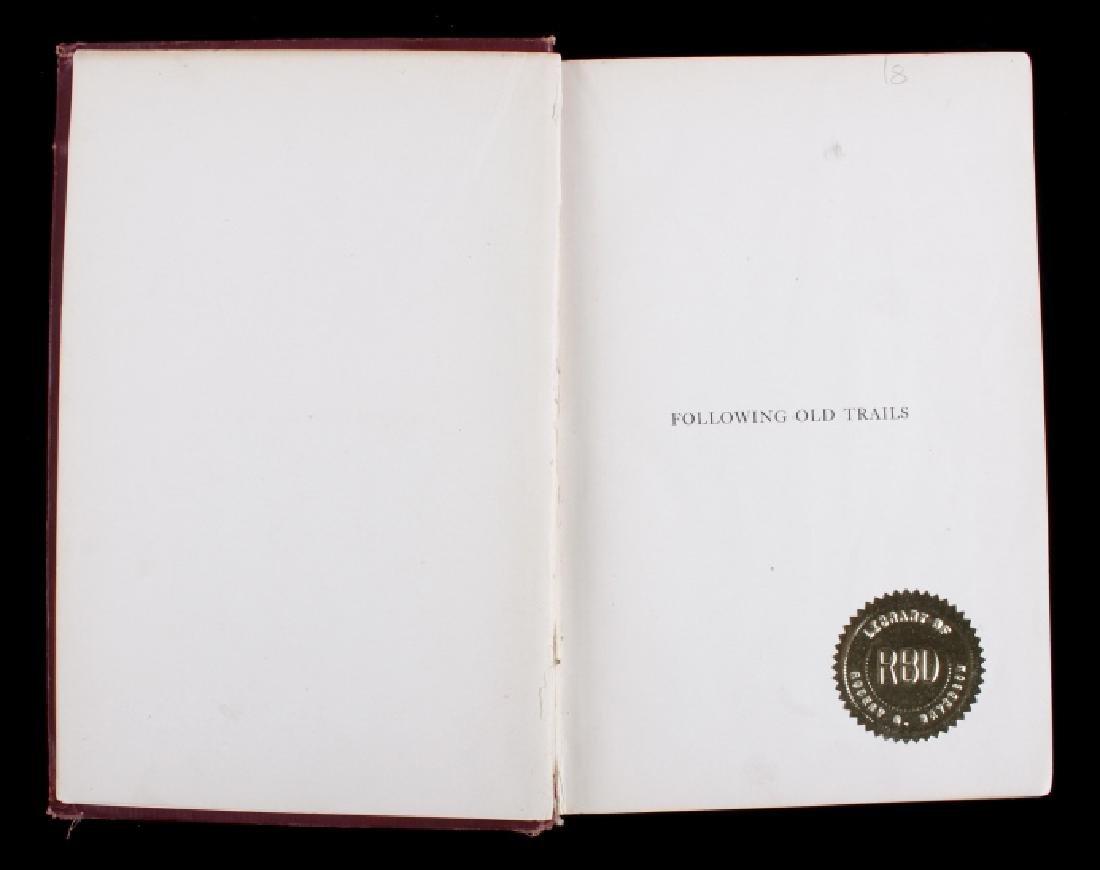 Following Old Trails 1st Edition - Arthur L. Stone - 4
