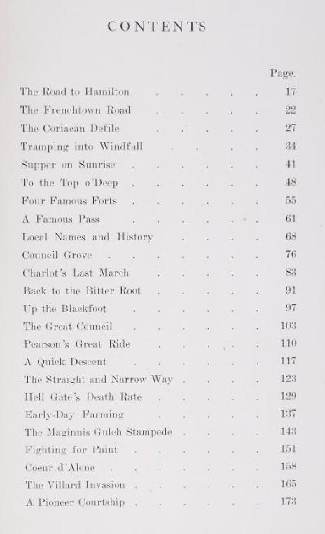 Following Old Trails 1st Edition - Arthur L. Stone - 7