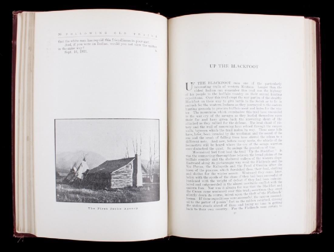 Following Old Trails 1st Edition - Arthur L. Stone - 8