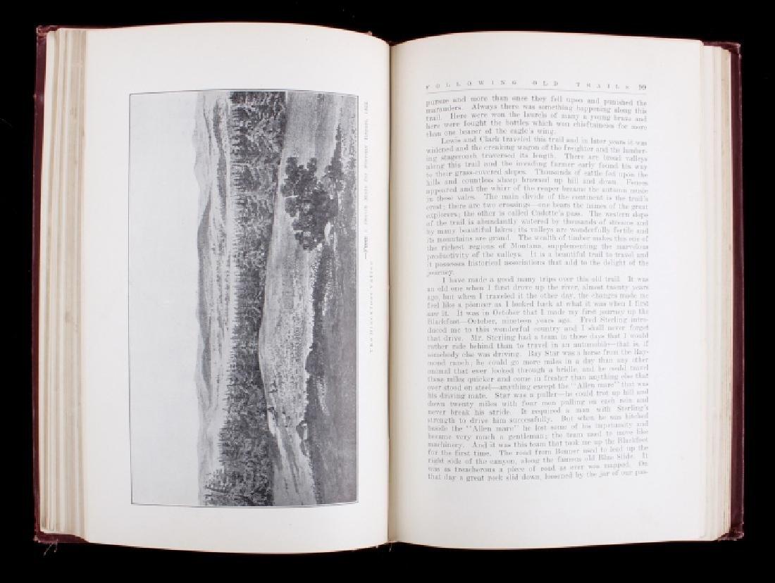 Following Old Trails 1st Edition - Arthur L. Stone - 9